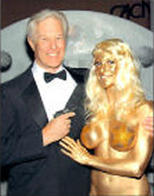 006½ Derek's Golden Girl Award Almost cast as 007 after Lazenby!